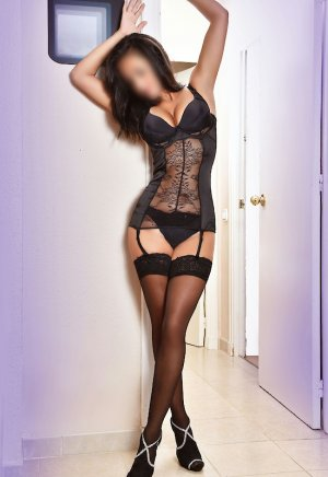 Fatimata outcall escort